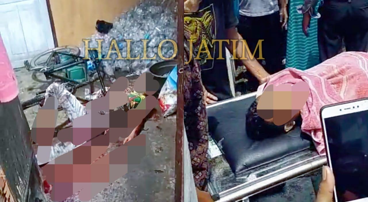 Surabaya Utara Geger, Seorang Remaja Ditemukan Tewas Bersimbah darah di Kediamannya