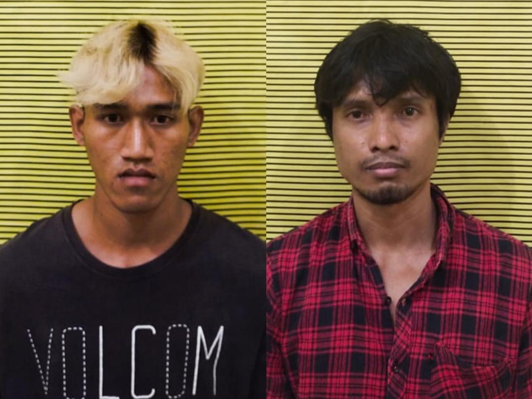 Tempat Andok Sabu Jalan Bonowati Digerebek Polisi, Dua Orang Diamankan