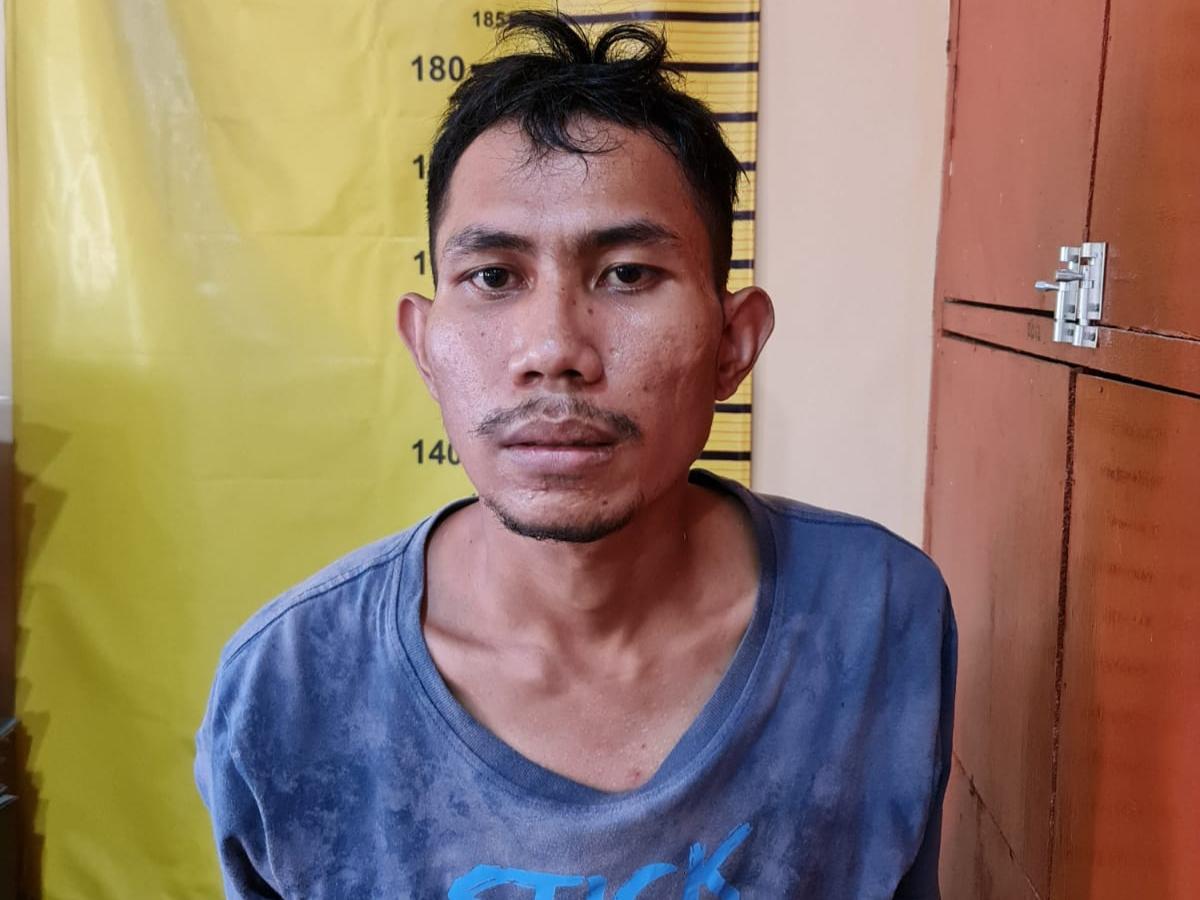 Maling Kelas Teri Asal Madura Ditangkap Polisi Surabaya