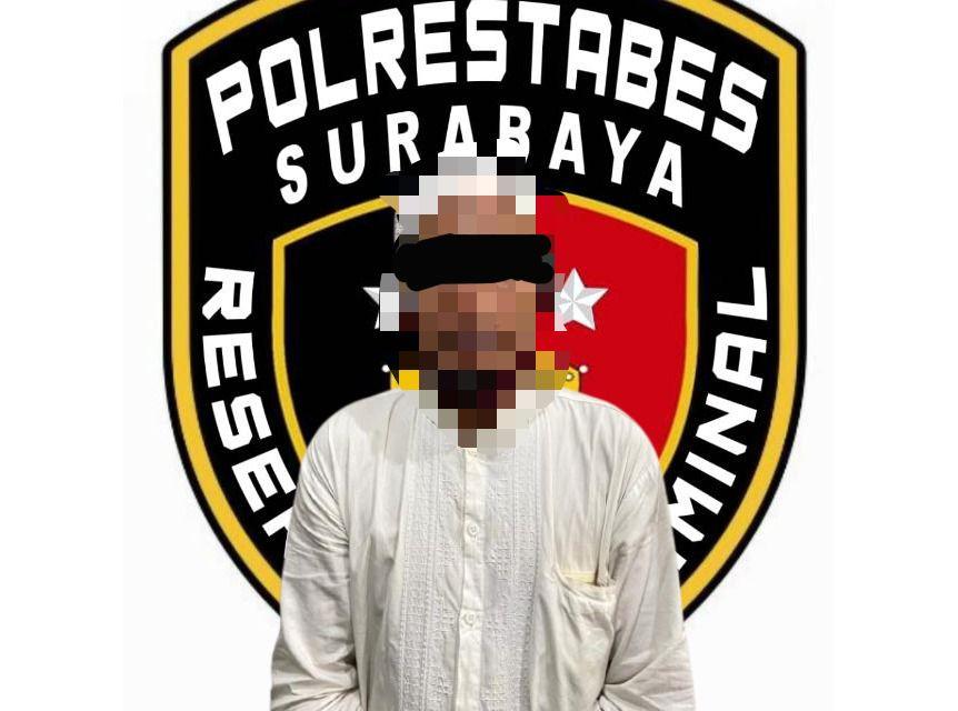 Cabuli Anak Dibawah Umur, Pria Paruhbaya Asal Gresik Ditangkap Polisi